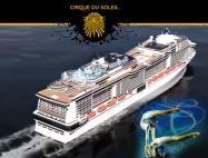 MSC Meraviglia - Cirque du soleil copie