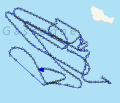 2016-03-10 Harmony of the Seas - Essais en mer - Sea trials