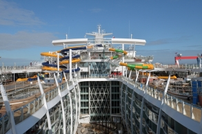 Harmony of the Seas - The Perfect Storm