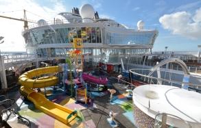 Harmony of the Seas - Splashaway Bay Aquapark