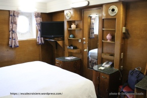 Queen Mary - Cabine 136 - Pont M