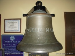 Queen Mary - Musée