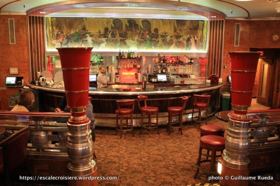 Queen Mary - Observation Bar