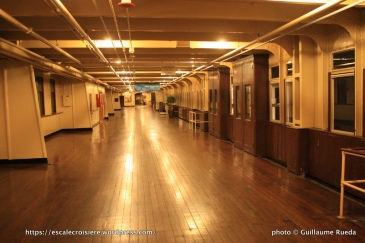 Queen Mary - Promenade couverte