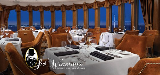 Queen Mary - Sir Winston's Restaurant & Lounge