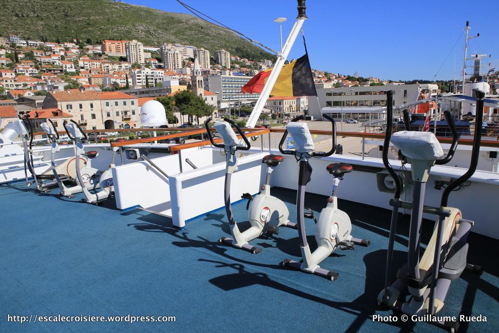 Belle de l'Adriatique - Installation sportives