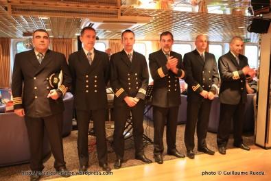 Belle de l'Adriatique - Equipage