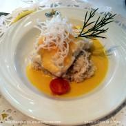 Belle de l'Adriatique - Les menus