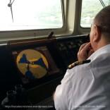 Belle de l'Adriatique - Passerelle de commandement - Gjuro Vidak second