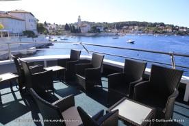 Belle de l'Adriatique - Terrasse pont 4