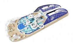 MSC Meraviglia - Aquapark - Design