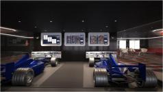 MSC Meraviglia - Simulateurs de F1