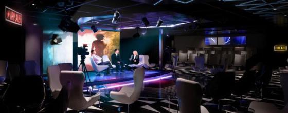 MSC Meraviglia - Studio TV