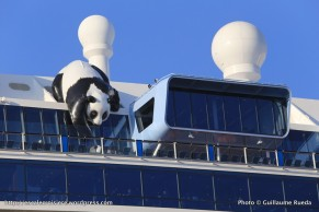 Ovation of the Seas - Panda