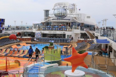 Ovation of the Seas - North Star