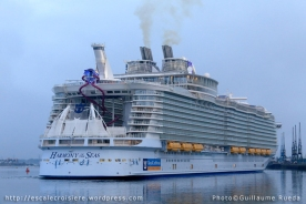Harmony of the Seas - Southampton