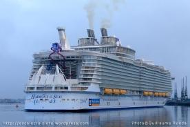 Harmony of the Seas - Southampton