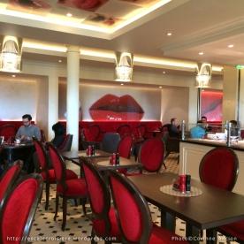 AIDAprima Brasserie French Kiss - Restaurant Français