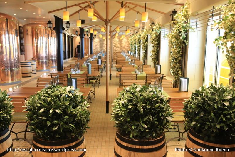 AIDAprima Brauhaus - Bar à bière