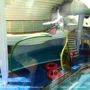 AIDAprima - Four elements - Aquapark