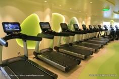 AIDAprima - Salle de sport