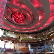 AIDAprima - Théâtre - Salle de spectacle