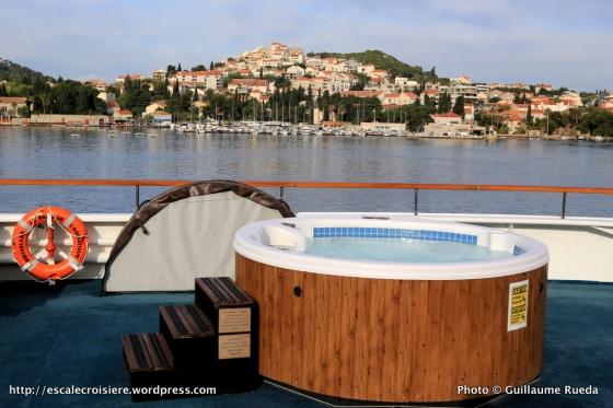 Belle de l'Adriatique - Jacuzzis - Dubrovnik - Croatie