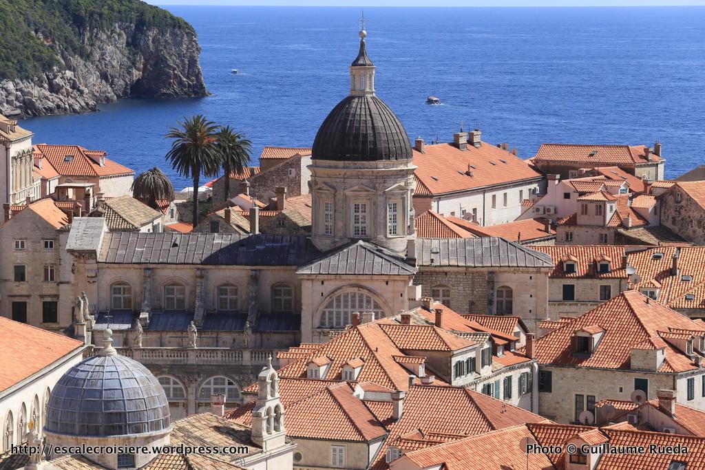 Cathédrale de Dubrovnik - Croatie