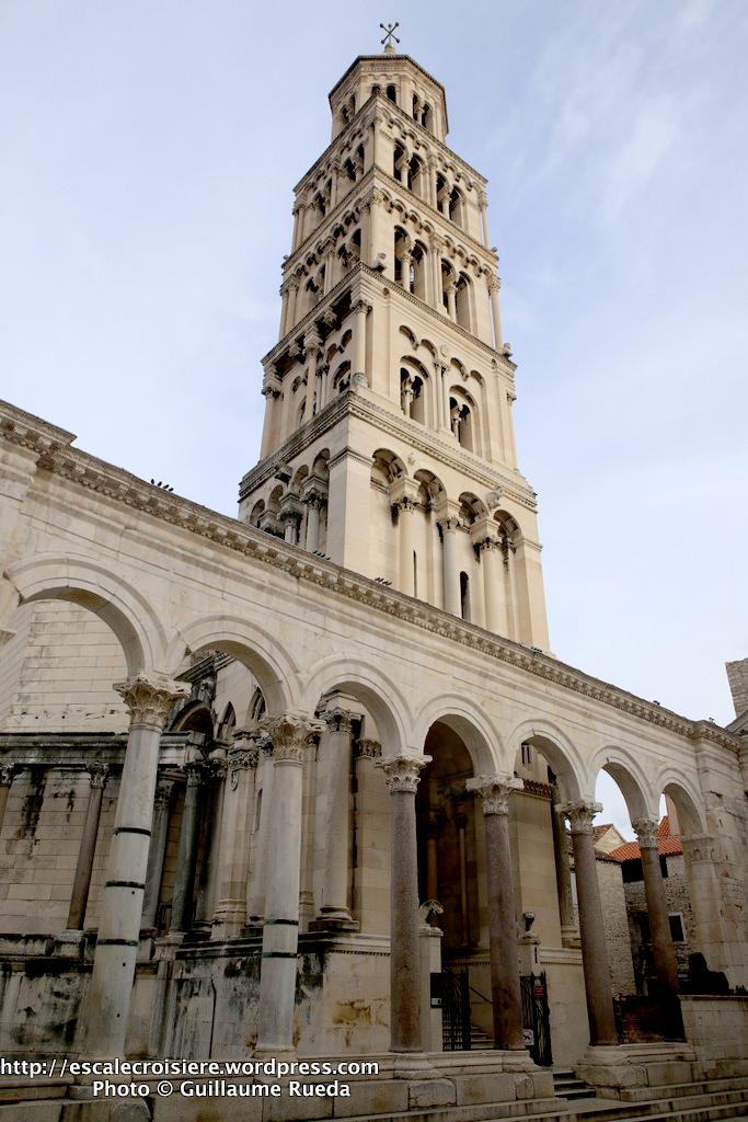 Cathédrale Saint Domnius de Split - Croatie