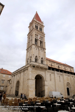 Cathédrale Saint Laurent - Trogir - Croatie
