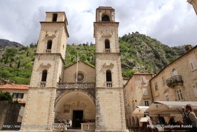 Cathédrale Saint Triphon - Kotor - Montenegro