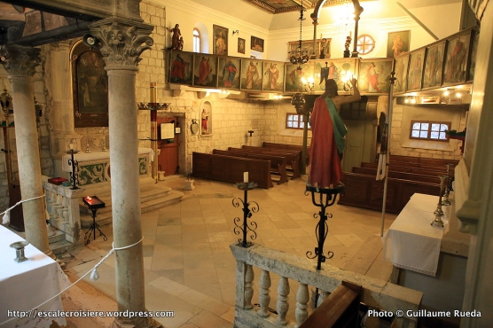 Chapelle de Tous les Saints - Korcula - Croatie