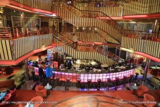 Costa Pacifica - Atrium – Atrio Welcome - Bar