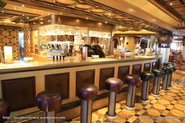 Costa Pacifica - Grand Bar Rhapsody