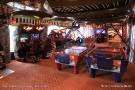 Costa Pacifica - Jeux d'arcades