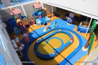 Costa Pacifica - Piscine enfants