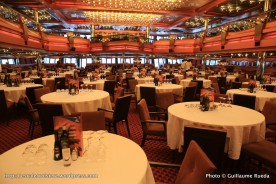 Costa Pacifica - Restaurant New York