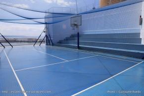 Costa Pacifica - Terrain de sports