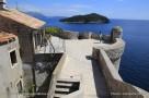 Dubrovnik depuis les remparts - Croatie