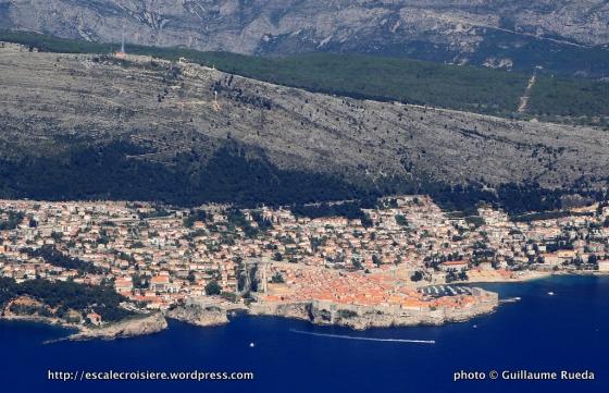 Dubrovnik - vues aériennes