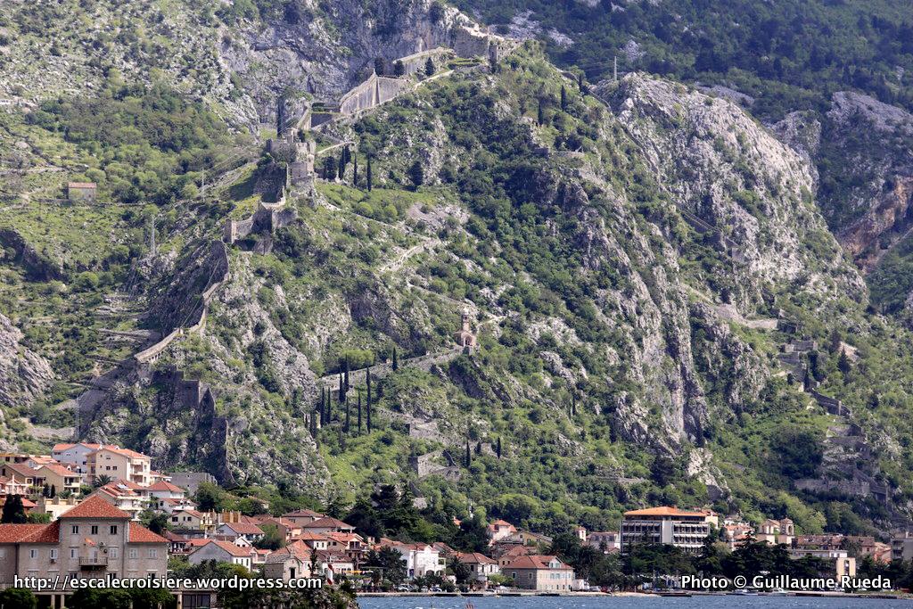 Fort Saint Jean - Kotor - Montenegro