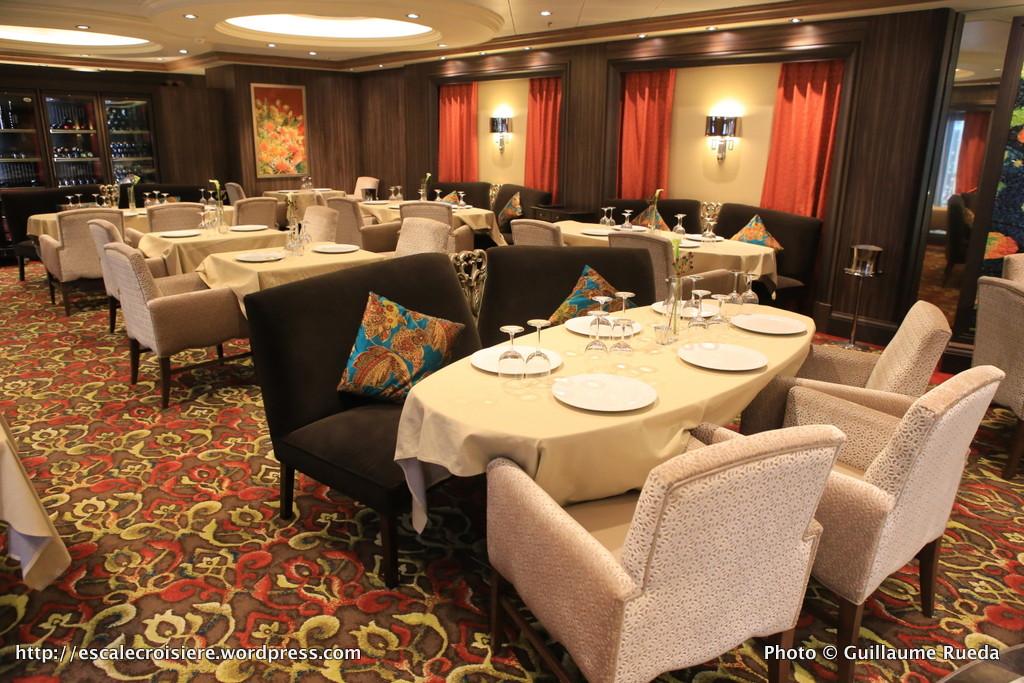 Harmony of the seas - restaurant 150 Central Park