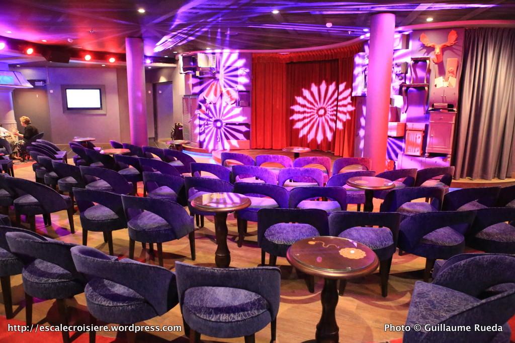 Harmony of the Seas - The Attic comedy club