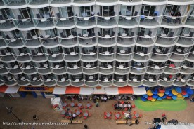 Harmony of the Seas - Cabine balcon sur Boardwalk