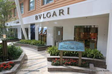 Harmony of the Seas - Boutiques Central park - Bulgari