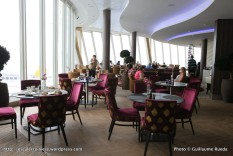 Harmony of the Seas - Coastal Kitchen et Suite lounge