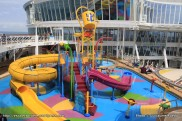 Harmony of the Seas - Espace enfants - Aquapark - Splashaway Bay