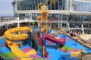 Harmony of the Seas - Espace enfants - Aquapark - Splashaway Bay