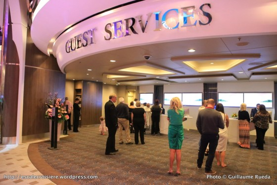 Harmony of the Seas Guest Services