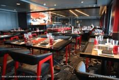Harmony of the seas - restaurant japonais Izumi